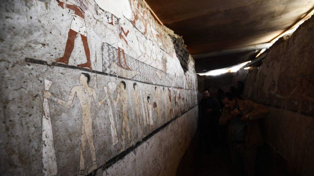 У Египту пронађена 4.400 година стара гробница