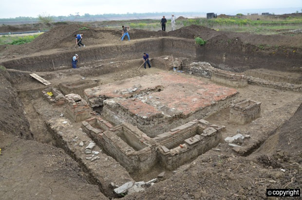 Откривен царски маузолеј у Виминацијуму