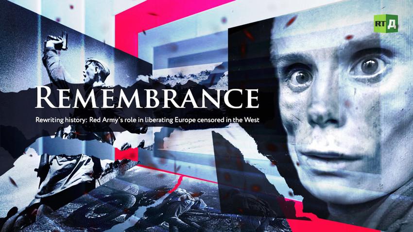 """Нови документарни филм РТ: """"Запад брише Црвену армију из историје"""""""