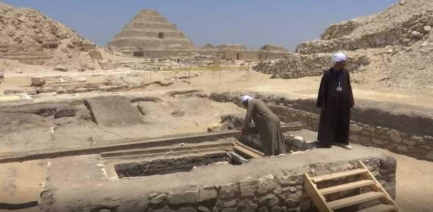 U Egiptu pronađeno više mumija, drvenih kovčega i sarkofaga