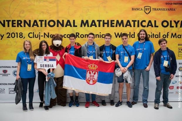 Млади математичари и информатичари освојили 14 медаља