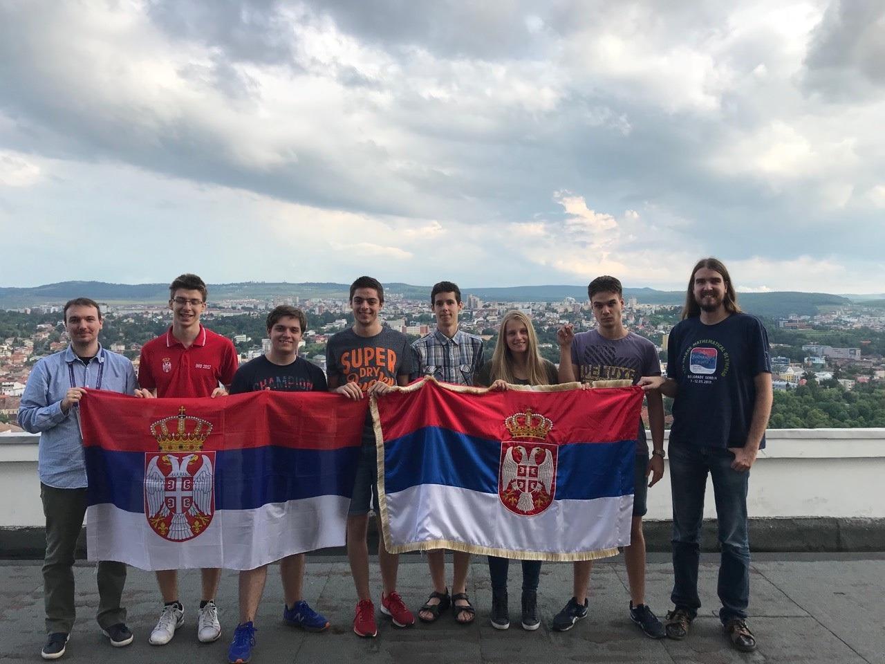 Математичари остварили историјски успех у Румунији