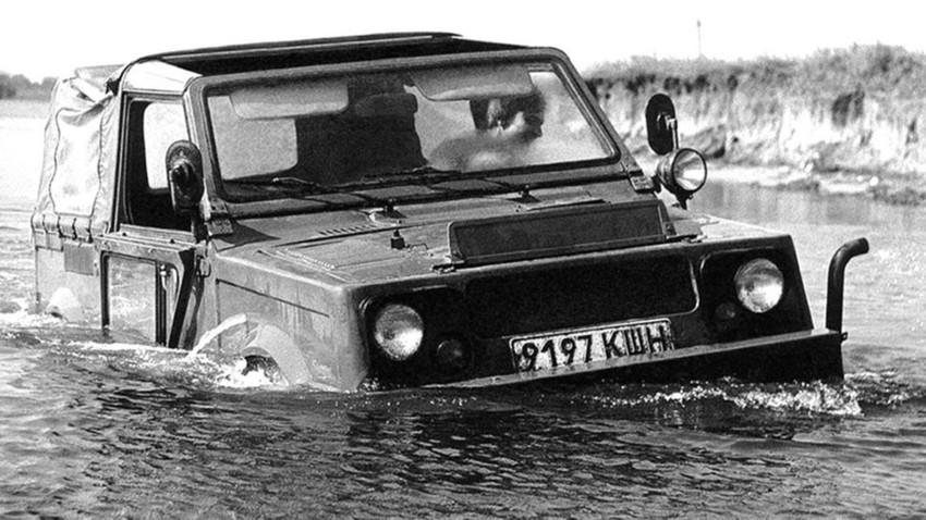 Шест совјетских амфибијских возила: Од копија америчких модела до оригиналних пројеката
