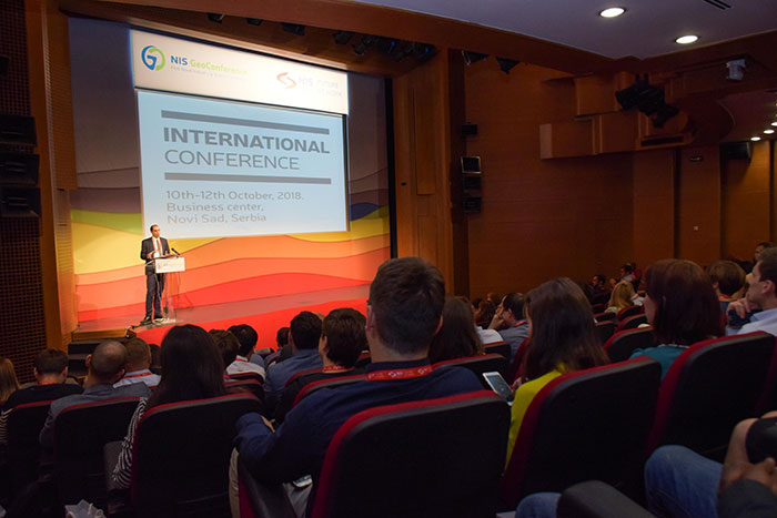 U Novom Sadu počela Prva NIS međunarodna naučno-tehnička konferencija
