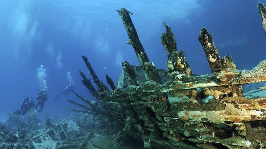 Пронађени остаци руског брода: Верује се да је учествовао у Битки код Чесме у Руско-турском рату