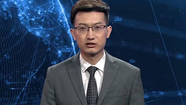 Кинеска државна новинска агенција Синхуа представила свог читача новости који није човек