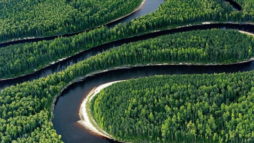 У Сибиру направили средство за спасавање река од еколошких катастрофа