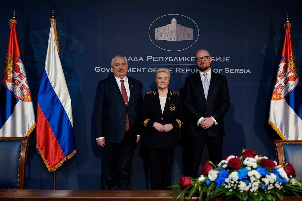 NIS potpisao memorandume o saradnji sa dva ruska univerziteta