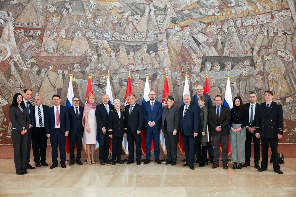 НИС потписао споразуме о сарадњи са водећим руским и србским универзитетима
