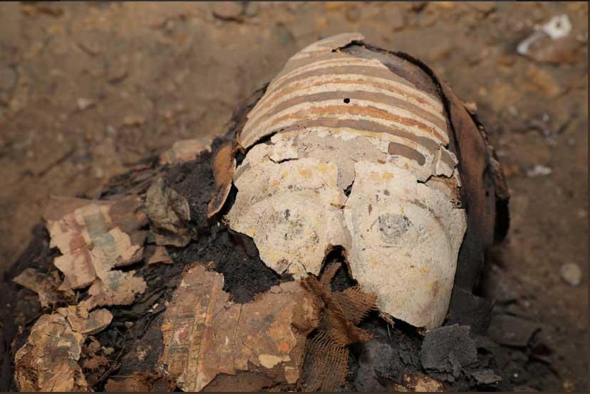 Египатски археолози пронашли древно гробље