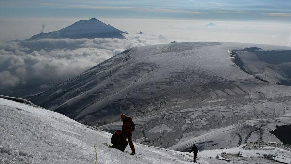 Научници указали на опасност велике ерупције вулкана Велика удина на Камчатки