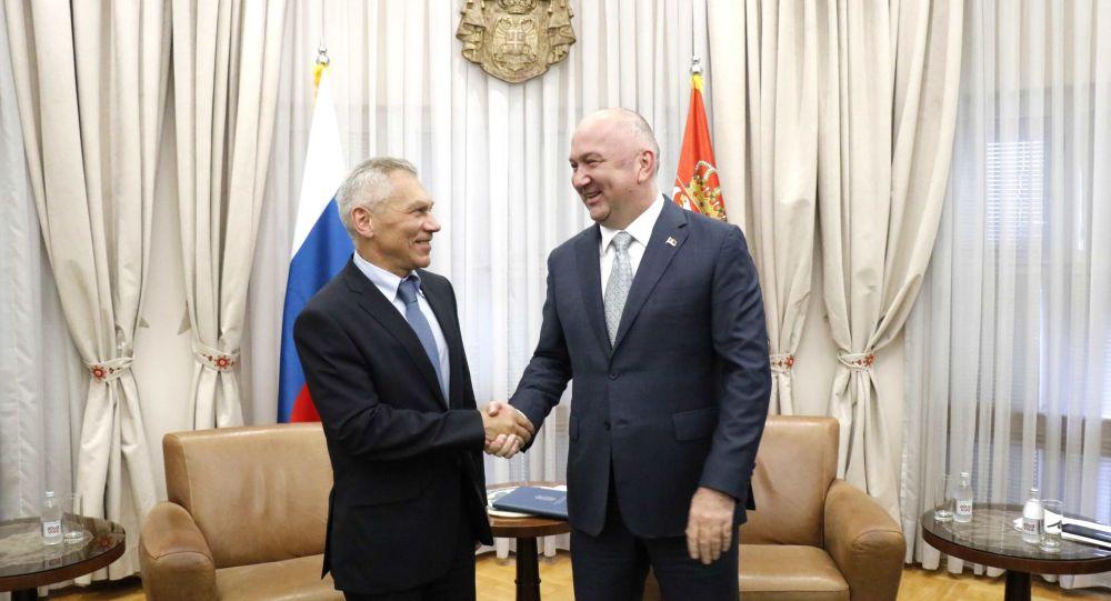 Србија и Русија интензивно развијају сарадњу у области иновација