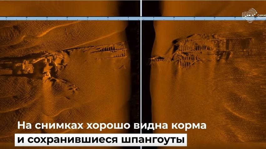 На дну Волге пронађен брод потонуо пре периода владавине Ивана Грозног