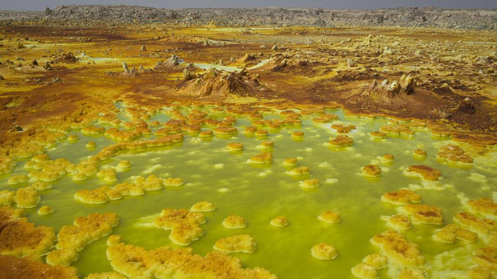 РТ: Окружење са водом није довољно да би живот успевао, откривају истраживања