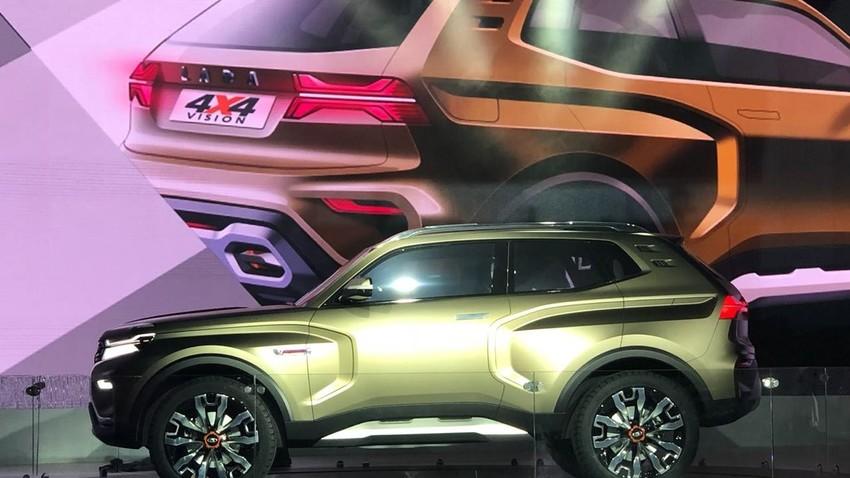 АвтоВАЗ започео производњу обновљене Ладе 4Х4