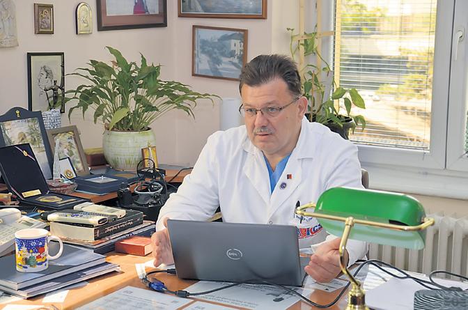 Dr Lazar Davidović izabran za člana Ruske akademije nauka
