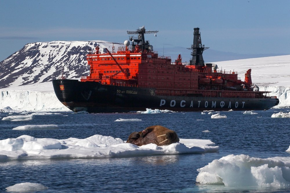 Руски научници пронашли на Арктику бактерије које се хране нафтом