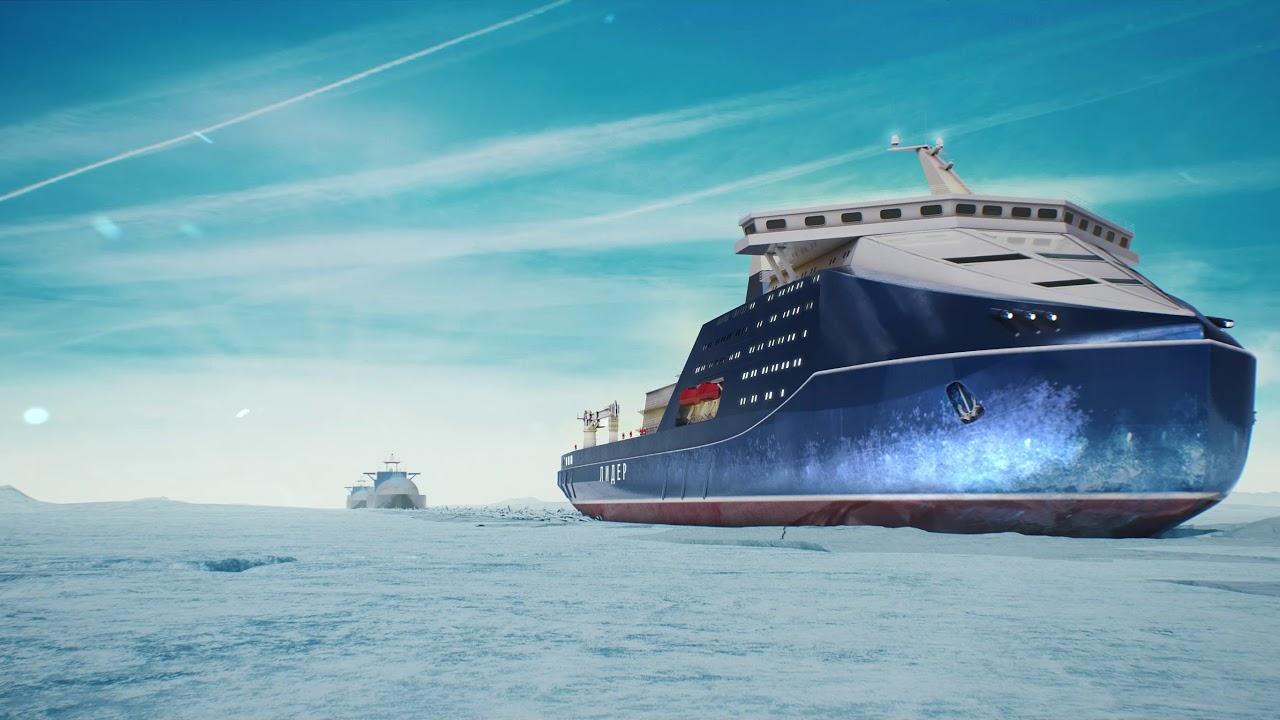 РТ: Двапут снажнији: Русија ће изградити нови нуклеарни ледоломац за Северну морску руту