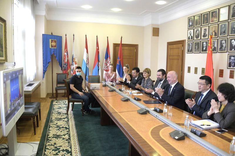 Saradnja Srbije i Kine u oblasti kosmičkih tehnologija