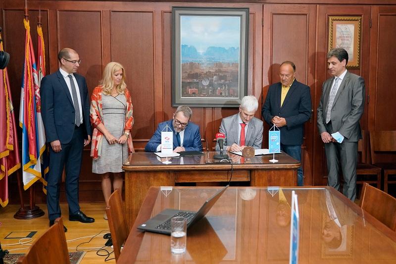 Компанија НИС и Електротехнички факултет у Београду потписали Меморандум о сарадњи