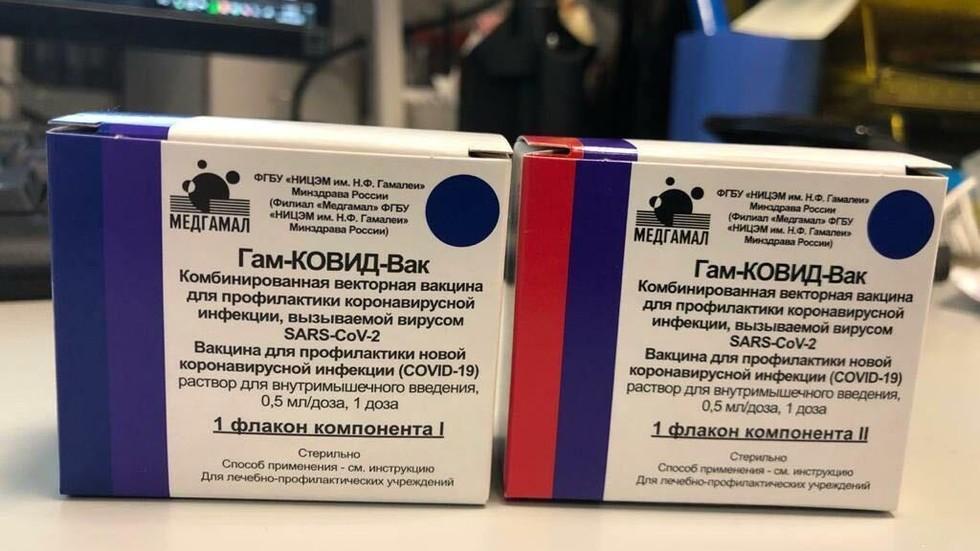 """РТ: Русија почела са производњом прве на свету ваквине против коронавируса - """"Спутник В"""""""