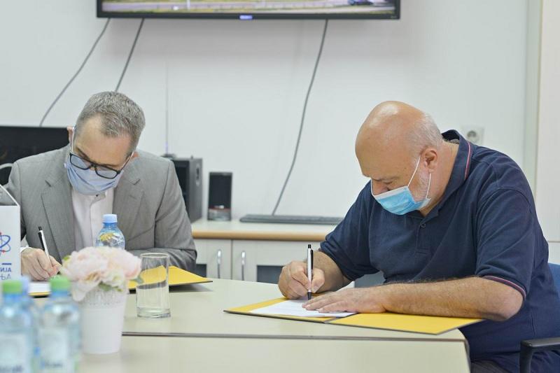 Potpisan Memorandum o saradnji između kompanije NIS i Fakulteta tehničkih nauka u Novom Sadu