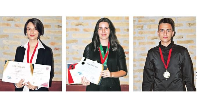 Млади математичари и физичари освојили четири медаље у Индонезији