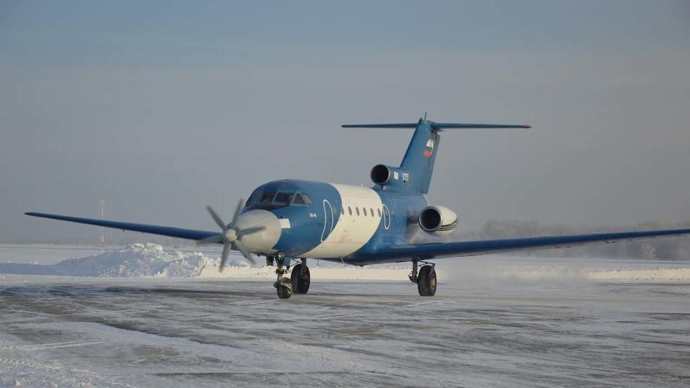 """РТ: Русија ће сајму """"МАКС 2021"""" представити први електрични авион на свету"""