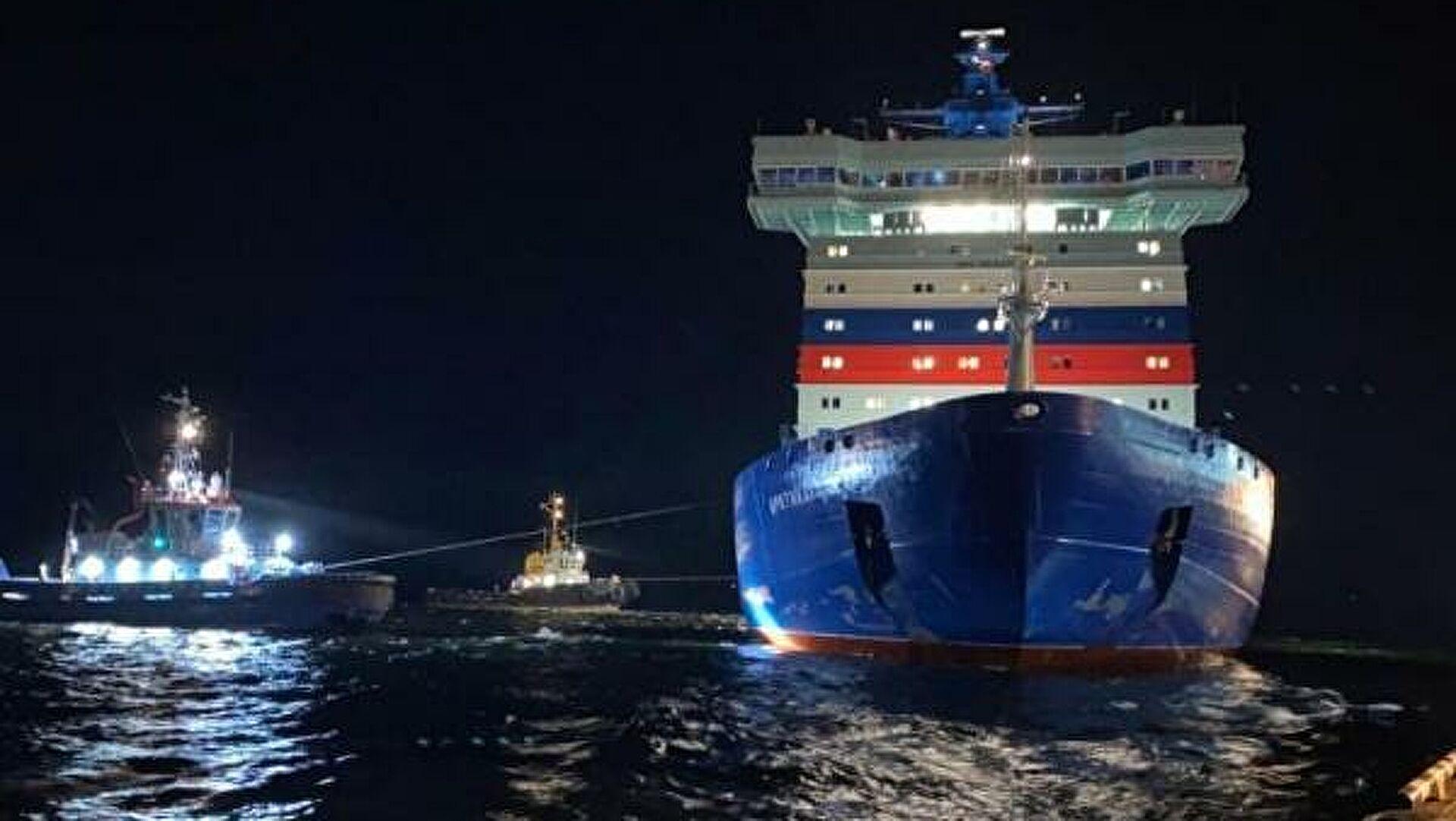 Putin: Rusija gradi najmoćniju flotu ledolomaca na svetu