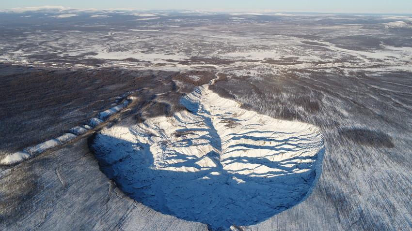 У Јакутији пронађен најстарији вечити лед
