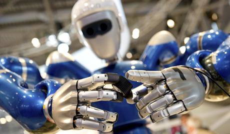 Швајцарска ће 2013. године представити првог кућног робота-хуманоида