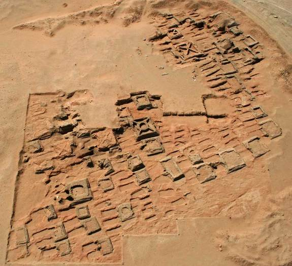Откривене пирамиде на северу Судана
