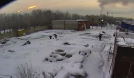 Метеор у Чељабинску забележили војни сателити САД
