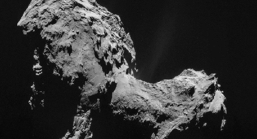 У атмосфери комете пронађени трагови живота