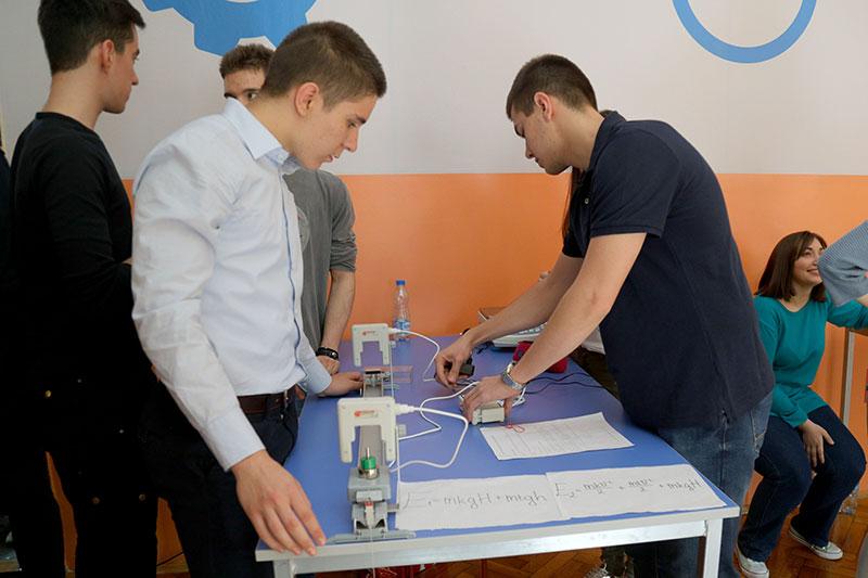 Прва београдска гимназија добила нову лабораторију за физику уз подршку НИС-а