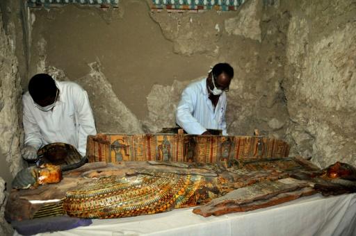 Пронађени благо и мумије поред Тутанкамона