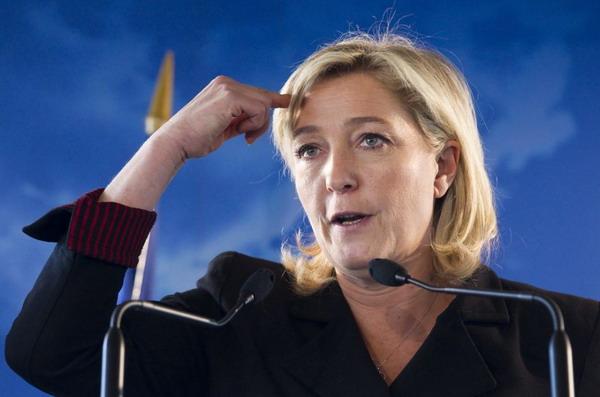 Ле Пенова позвала Макрона да иницира одржавање међународне конференције о борби против тероризма