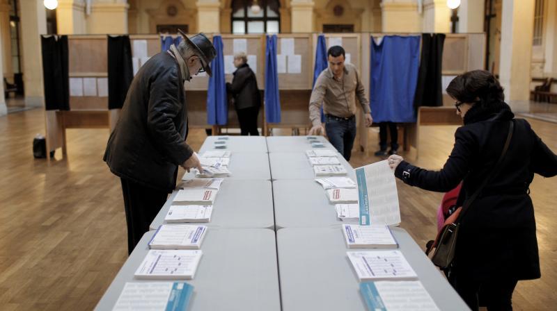 Други круг парламентарних избора у Француској