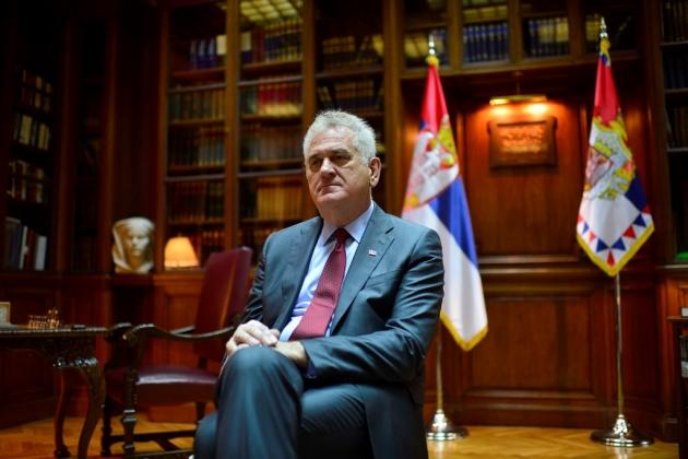 Николић: За разлику од Центра у Нишу, НАТО са оружјем може да се креће по Србији