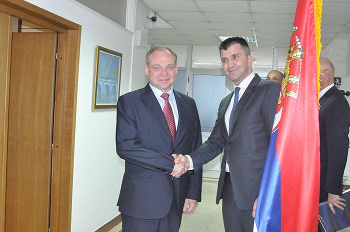 Наставак војнотехничке сарадње са Русијом