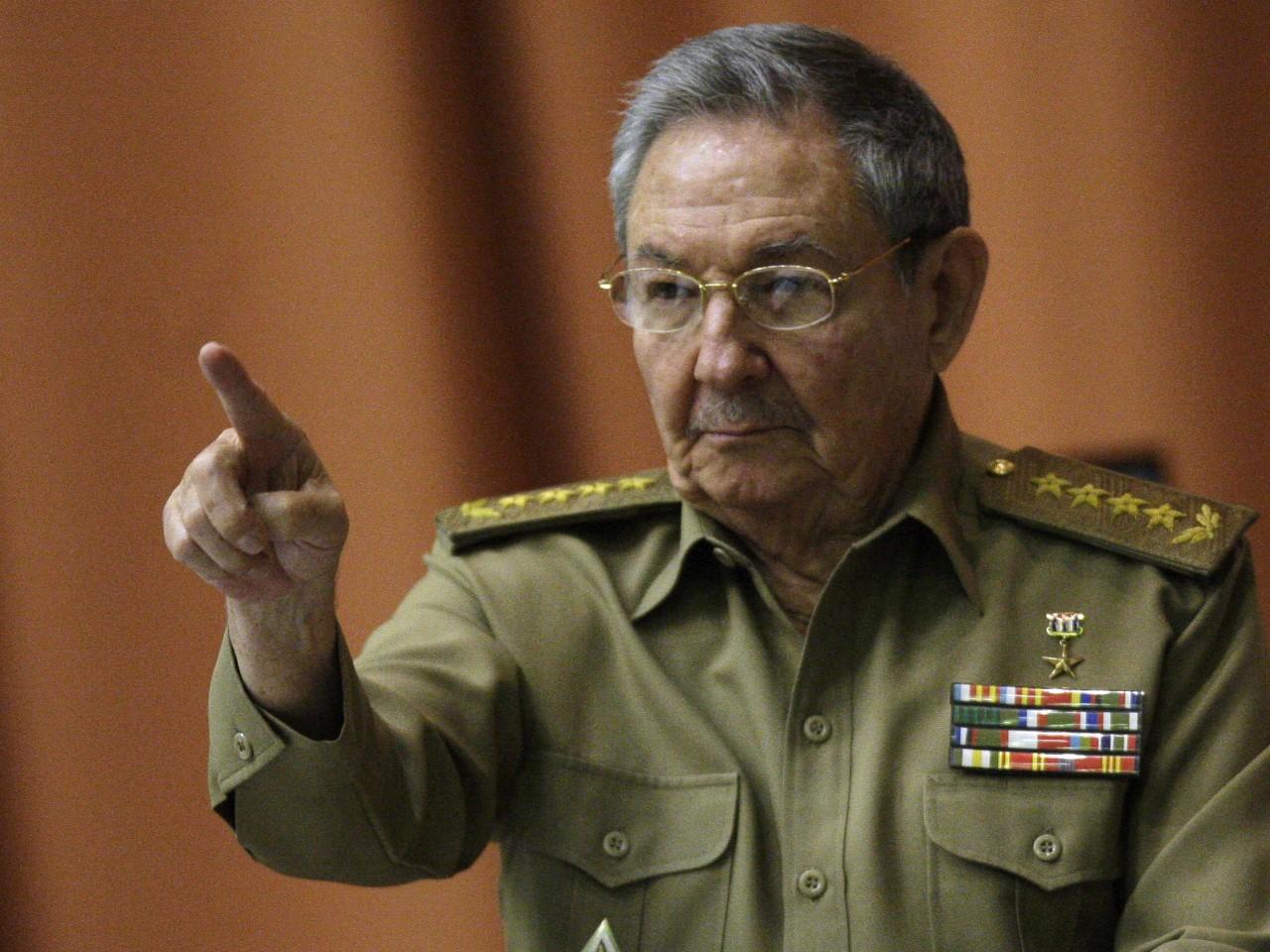 Кастро: САД користе непријатељску реторику из времена хладног рата