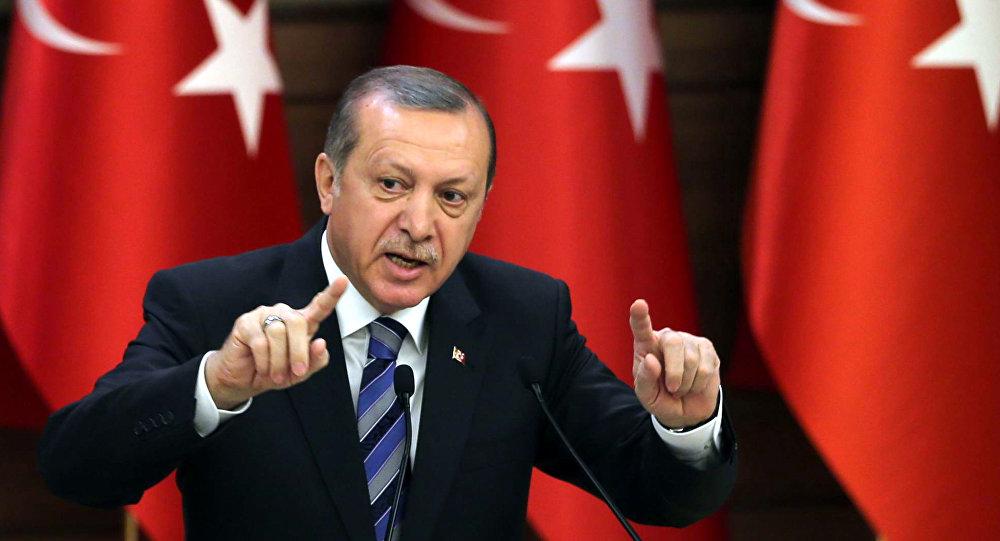 Ердоган: Подривачима Турске ћемо прво одрубити главе