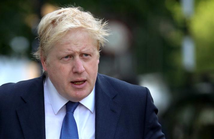 Џонсон најавио нове санкције ЕУ према Сирији