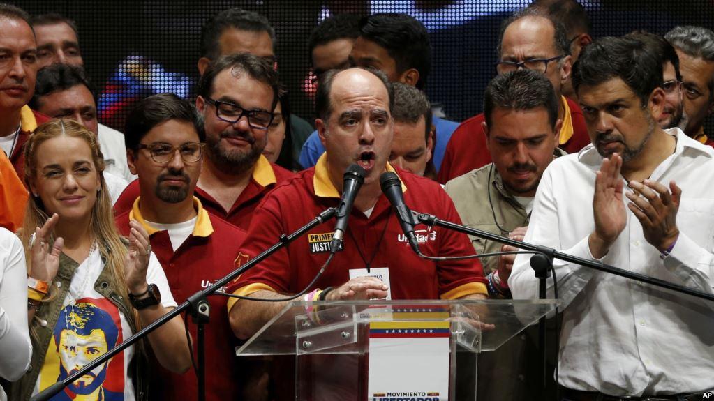 Опозиција у Венецуели најављује велики протест