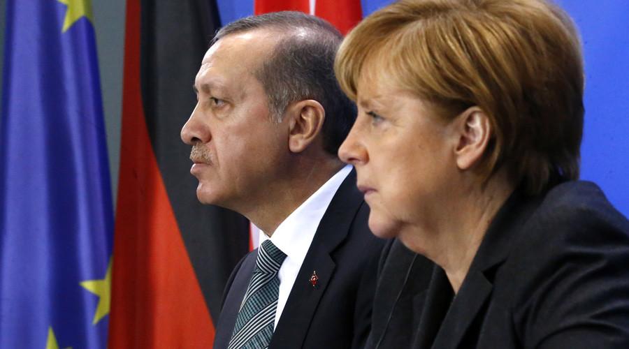 RT: Nemačka preti Turskoj sankcijama