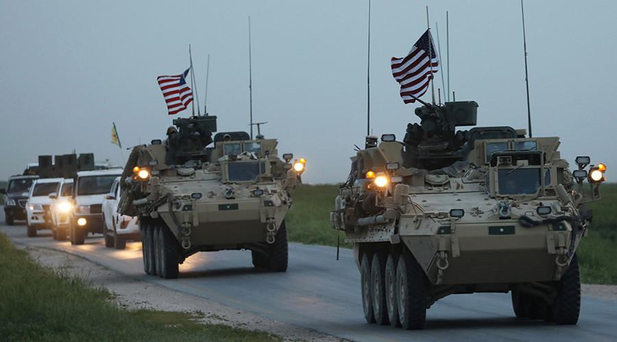 RT: SAD priznale da se u Siriji nalaze mimo međunarodnog prava
