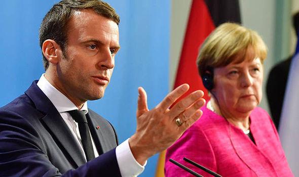 За Немачку и Француску неприхватљиво подривање територијалног интегритета Украјине