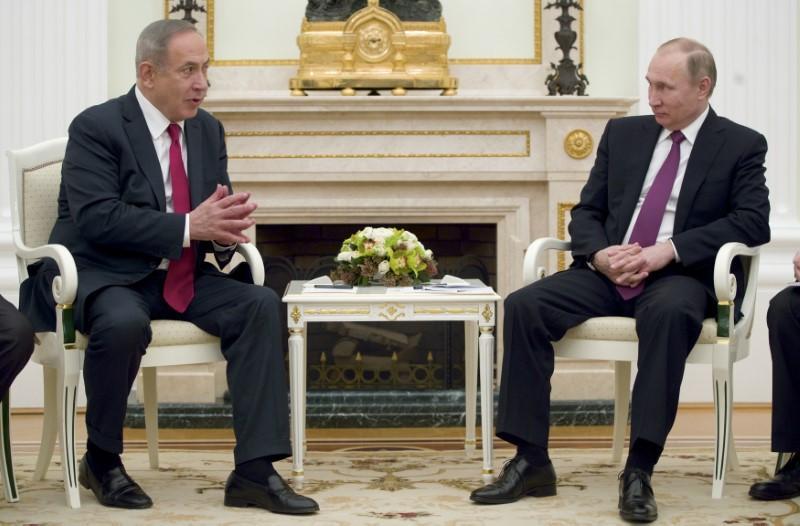 Нетанијаху: Акције Ирана у Сирији прете целом свету