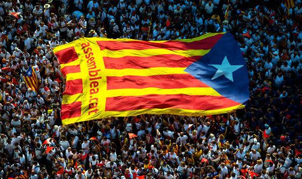 """Каталонија: Влада у Мадриду наметнула """"прикривено стање опсаде"""""""