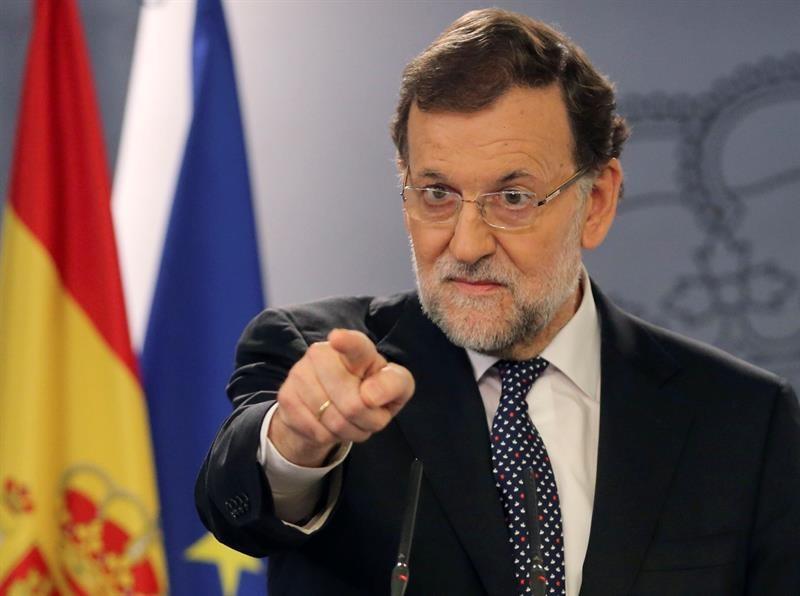 Рахој: Референдум у Каталонији се не сме одржати
